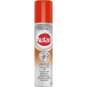 Autan Protection Spray Εντομοαπωθητικό Αερόλυμα για Κουνούπια, Μύγες & Τσιμπούρια