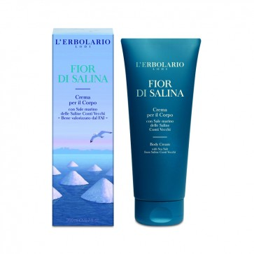 L'Erbolario Fior Di Salina Body Cream - 200ml by L'Erbolario