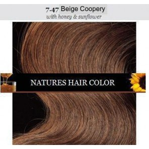 Apivita nature's hair color 7.47