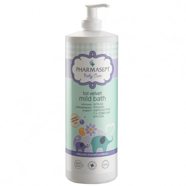 Pharmasept Tol Velvet Mild Bath 1Lt by Pharmasept