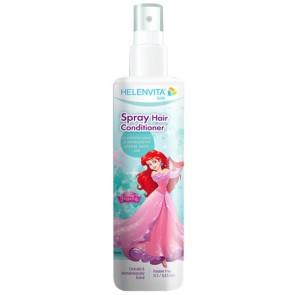 Helenvita Kids Hair Spray Conditioner Μαλακτική Λοσιόν σε Σπρέι για τα Παιδικά Μαλλιά