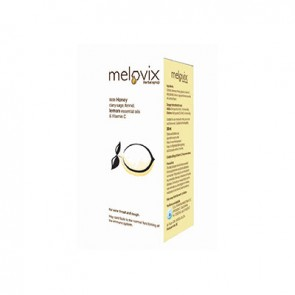 Melovix Herbal Syrup  Λεμόνι