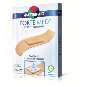 Master-Aid Fortemed 5 Strips 7x5cm