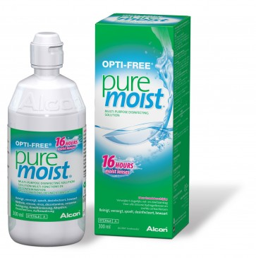 Alcon Opti-Free Pure Moist by Alcon