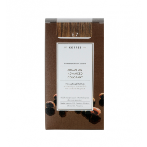 Korres Argan Oil Advanced Colorant 6.7 Κακάο