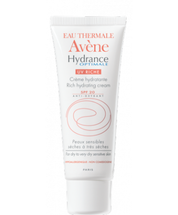 Avene Hydrance Optimale UV Riche by Avene