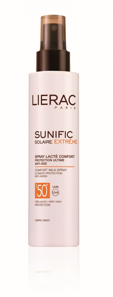 Lierac Sunific Suncare Extreme Comfort Milk Spray by Lierac