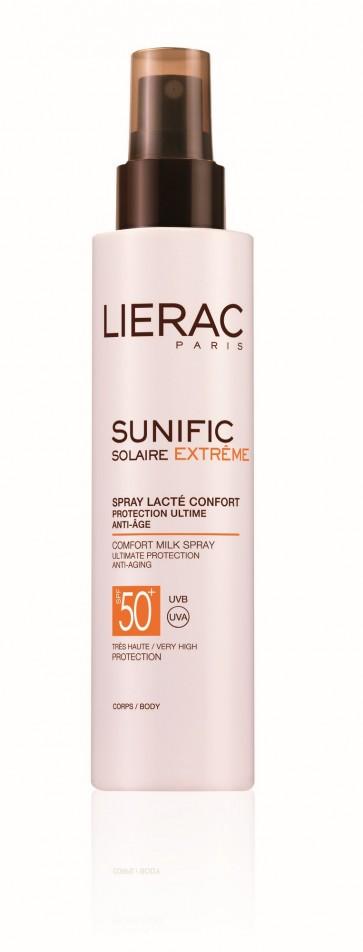 Lierac Sunific Suncare Extreme Comfort Milk Spray by Lierac