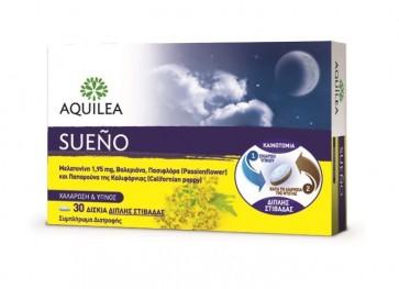 Aquilea Sueno Συμπλήρωμα Διατροφής για Χαλάρωση & Ύπνο by Φαρμακείο Μαρίτας Δάσκου