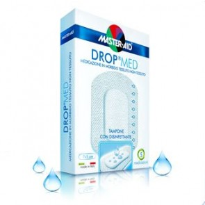 Master-Aid DropMed 12,5x12,5cm
