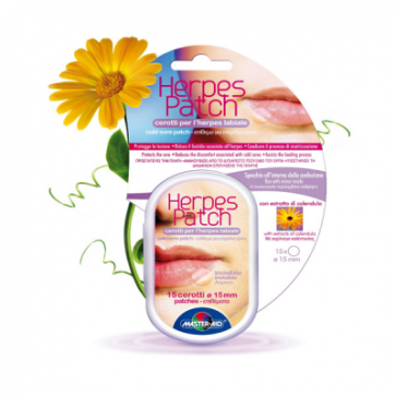 Master Aid Herpes Patch  by Master-Aid