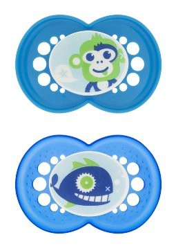 MAM Cartoon Pacifier by MAM