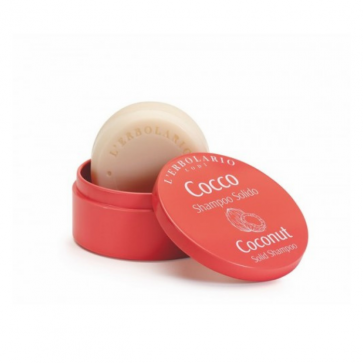 L' Erbolario Cocco Shampoo Solido  by L'Erbolario