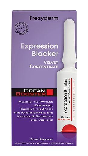 Frezyderm Expression Blocker Velvet Concentrate Cream Booster by Frezyderm