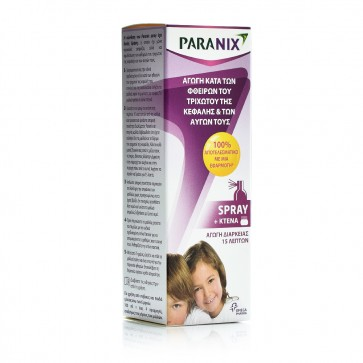 Paranix Treatment Spray by Omega Pharm