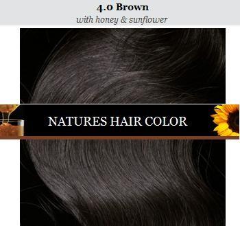 Apivita nature's hair color 4.0 by Apivita