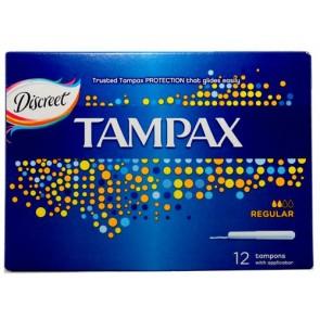 Tampax Regular 12