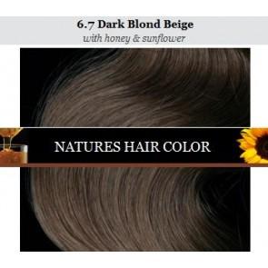 Apivita nature's hair color 6.7