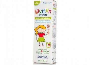 Laviten System Anti Lice Solution by Φαρμακείο Μαρίτας Δάσκου