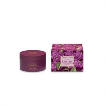 L'Erbolario Lilla Lilla Perfumed Body Cream by L'Erbolario
