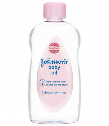 Johnson's Baby Oil by Johnson's