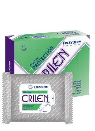 Frezyderm Crilen Wipes by Frezyderm