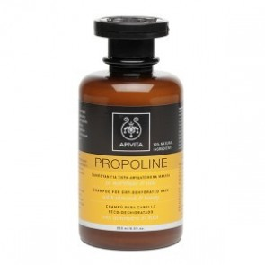 Apivita Propoline Σαμπουάν Για Ξηρά & Αφυδατωμένα Μαλλιά