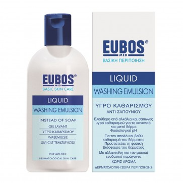 Eubos Liquid Blue  by Eubos