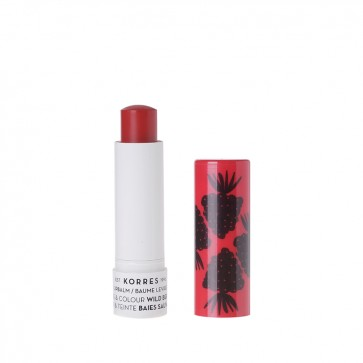 Korres Extra Care Lip Balm Wild Berries by Korres