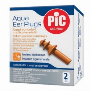 Aqua Ear Plugs Ωτοασπίδες Σιλικόνης Ενηλίκων