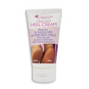Vican Carnation Cracked Heel Cream by Vican