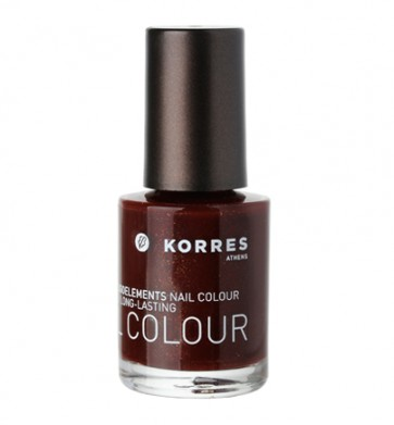 Korres Nail Colour Sparkly Red 54 by Korres