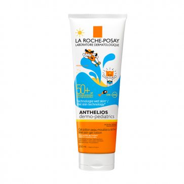 La Roche Posay Anthelios Dermo-Pediatrics Wet Skin Gel Lotion SPF50+ by La Roche - Posay