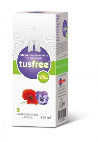 Tusfree Φυτικό Σιρόπι by Bionat Pharm