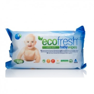Acepta Ecofresh Baby Wipes by Asepta