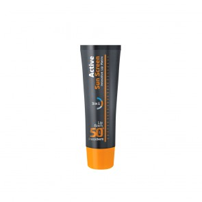 Frezyderm Active Sun Screen Innovative Lip Balm Spf50+