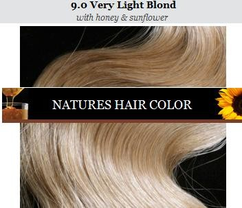 Apivita nature's hair color 9.0 by Apivita