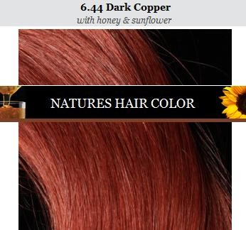 Apivita nature's hair color 6.44 by Apivita