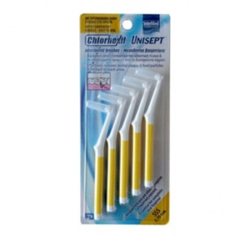 Intermed Chlorhexil Interdental Brushes SSS 0,7mm by Intermed