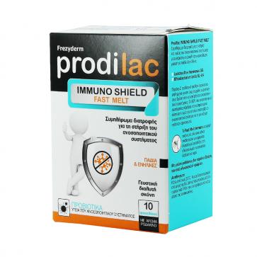 Frezyderm Prodilac Immuno Shield Fast Melt Συμπλήρωμα Διατροφής  by Frezyderm