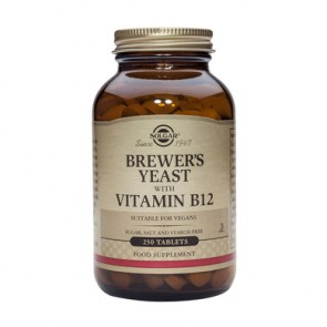 Solgar Brewer's Yeast with Vitamin B-12