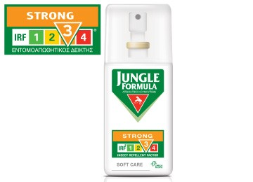 Jungle Formula Strong Soft Care IRF3 by Jungle Formula