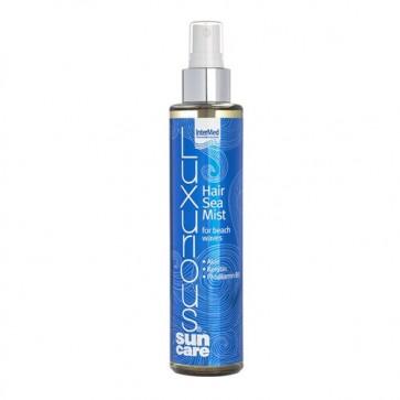 """Luxurious Hair Sea Mist Spray για """"Κυματιστά"""" Μαλλιά  by Intermed"""