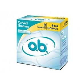 O.B. Normal 8 Tampons
