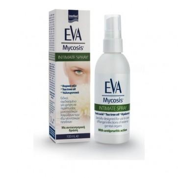 Eva Mycosis Intimate Spray, Σπρέι για την Ευαίσθητη Περιοχή  by Eva