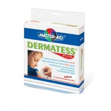 Master-Aid Dermatess plus 5 x 9cm by Master-Aid