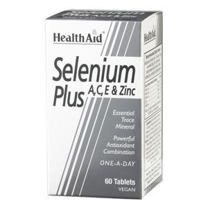 Health Aid Selenium Plus by Health Aid