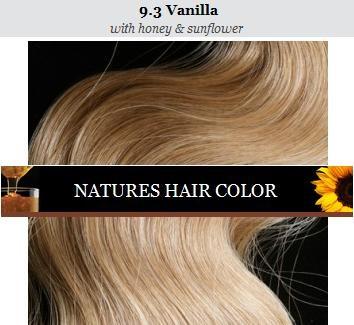 Apivita nature's hair color 9.3 by Apivita