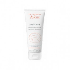 Avene Cold Cream Lait Corporel Nourrisant 100ml