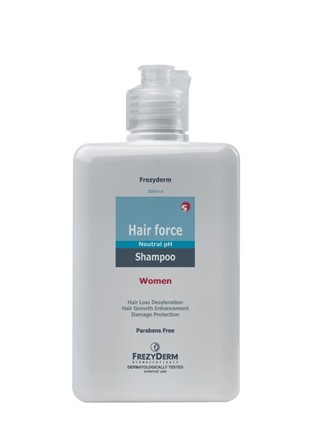 Frezyderm Hair Force Neutral pH Shampoo Women by Frezyderm